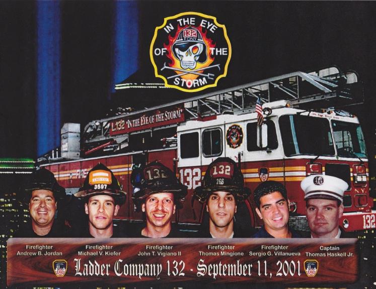 Ladder 132 Heroes