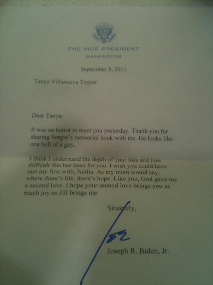 Letter From My Buddy Joe