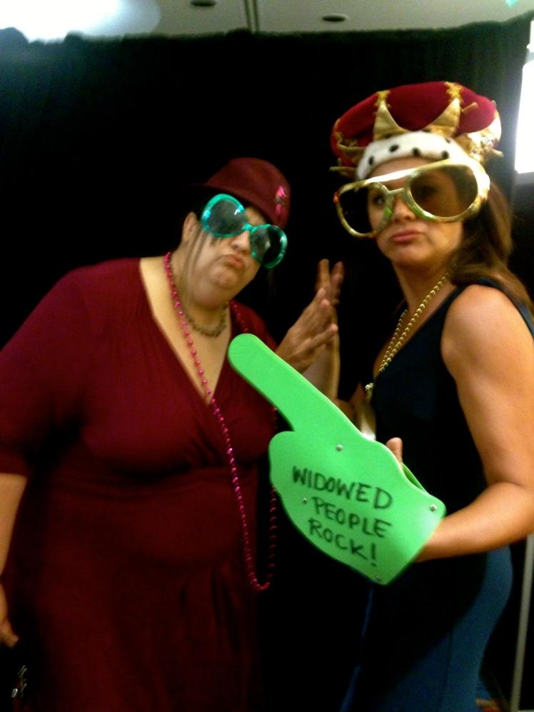 Widows Rock! With my Gangsta Widda Sista, Kelley Lynn